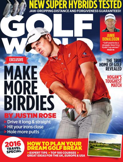 Golf World February 11, 2016 00:00