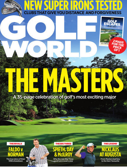 Golf World March 10, 2016 00:00