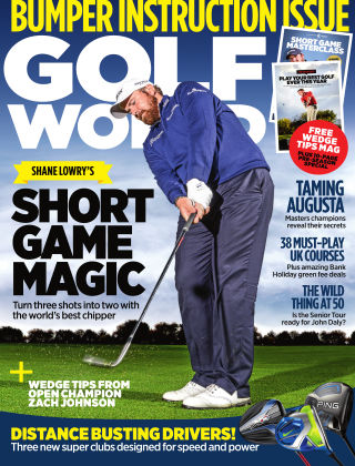 Golf World June 2016