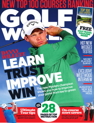 Golf World July 2016