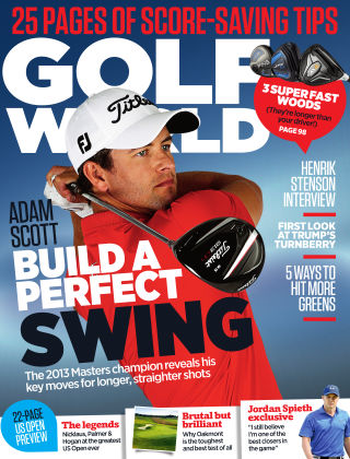 Golf World August 2016