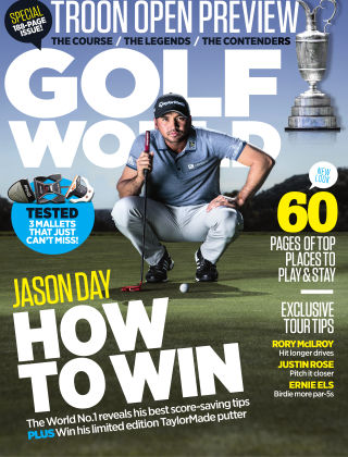 Golf World The Open Issue 2016