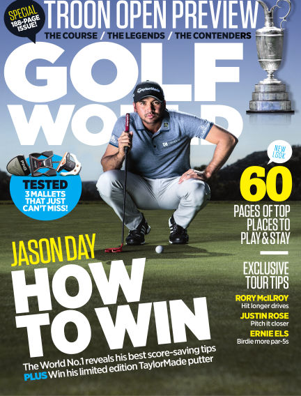 Golf World June 30, 2016 00:00