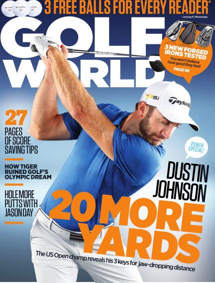 Golf World July 28, 2016 00:00