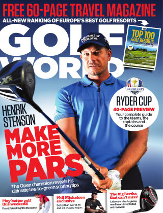 Golf World November 2016