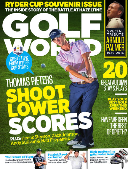 Golf World October 20, 2016 00:00
