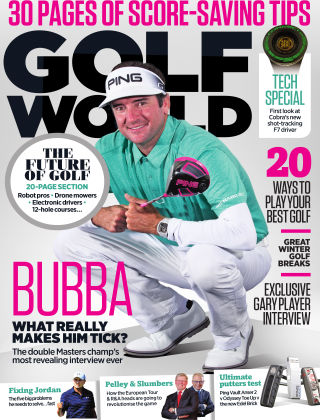 Golf World January 2017