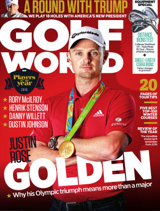 Golf World February 2017