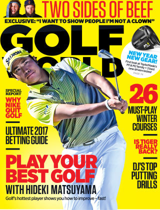 Golf World March 2017