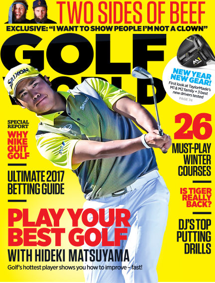 Golf World January 05, 2017 00:00