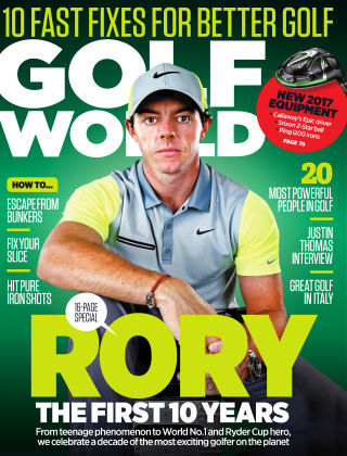 Golf World April 2017