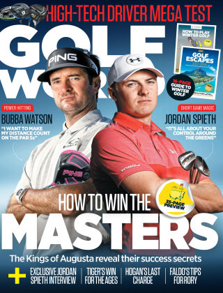 Golf World May 2017