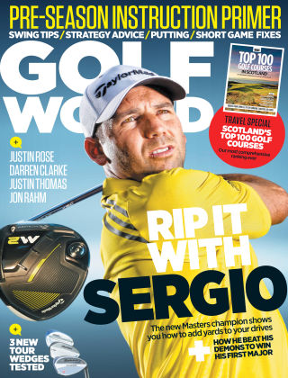 Golf World July 2017
