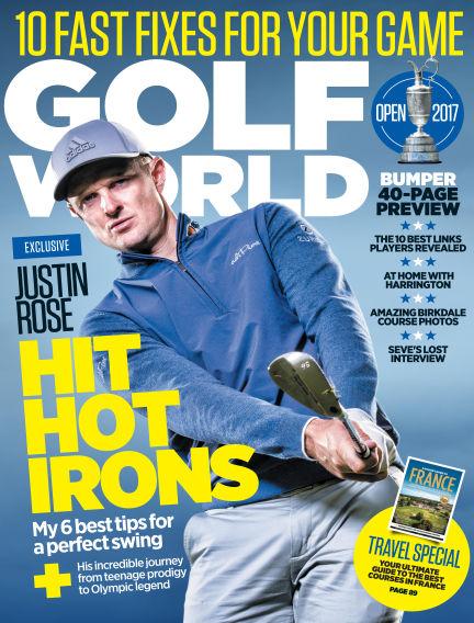 Golf World June 23, 2017 00:00