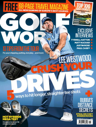 Golf World Nov 2017
