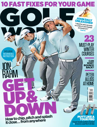 Golf World Dec 2017