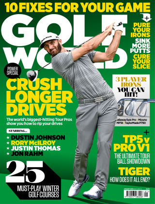 Golf World Jan 2018