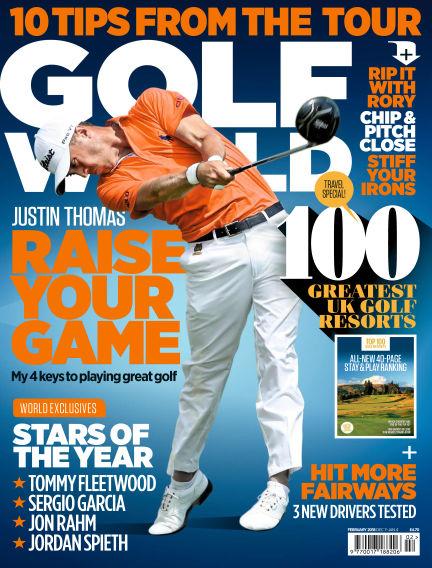 Golf World December 07, 2017 00:00