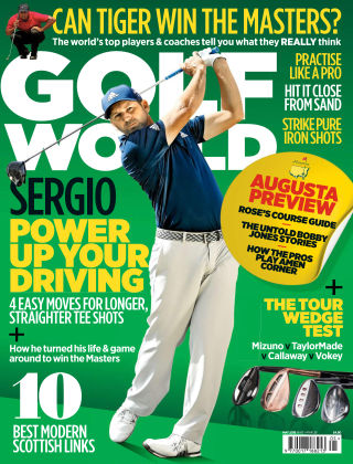 Golf World May 2018