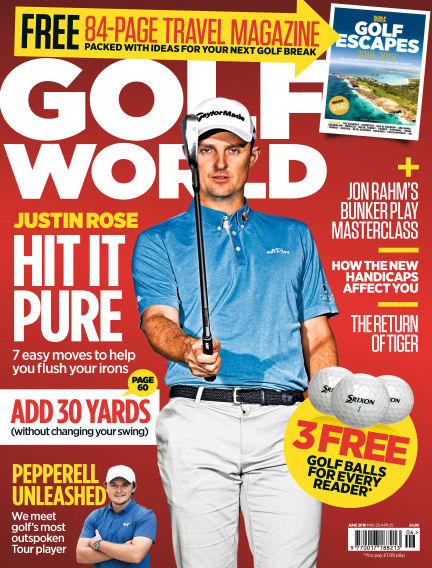 Golf World March 29, 2018 00:00