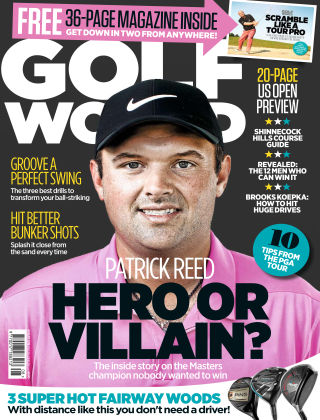 Golf World Aug 2018