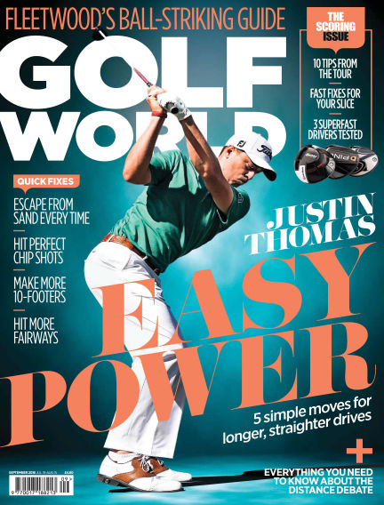 Golf World July 19, 2018 00:00