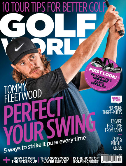 Golf World August 16, 2018 00:00