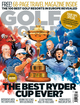 Golf World Nov 2018