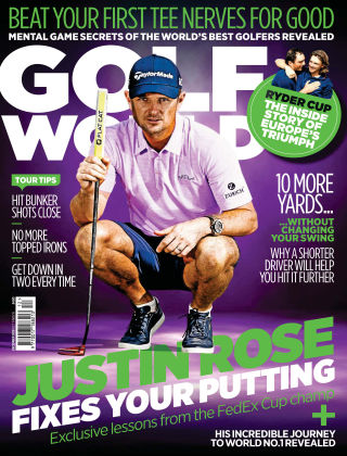 Golf World Dec 2018