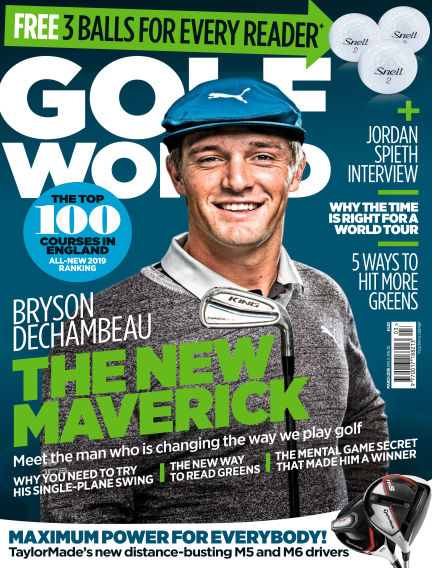 Golf World January 03, 2019 00:00