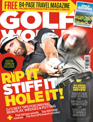 Golf World Masters Issue 2019