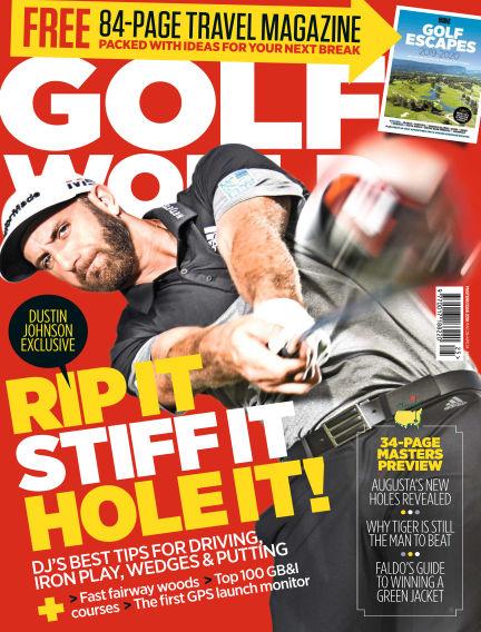 Golf World March 28, 2019 00:00