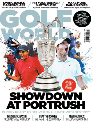 Golf World British Open Issue
