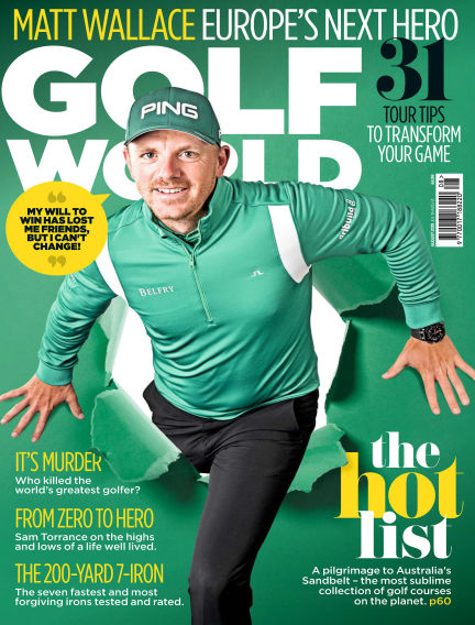 Golf World July 18, 2019 00:00