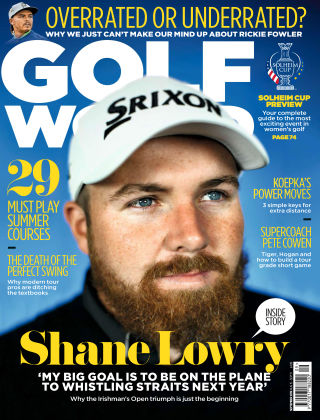Golf World Sep 2019