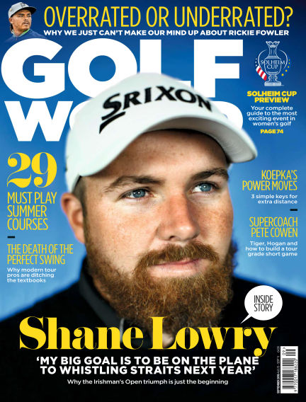 Golf World August 15, 2019 00:00