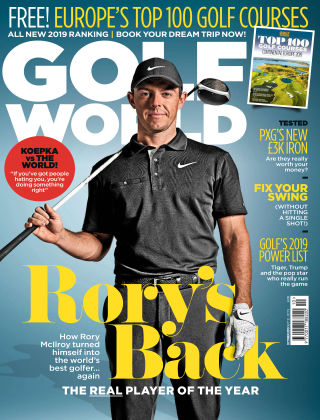 Golf World Oct 2019