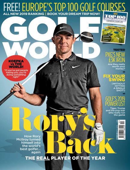 Golf World September 12, 2019 00:00