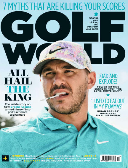 Golf World October 10, 2019 00:00