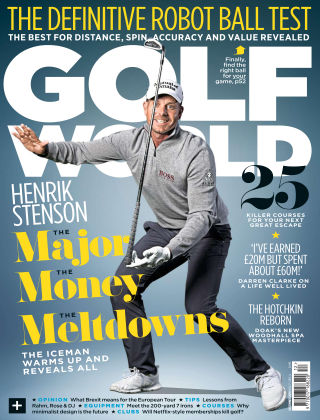Golf World Dec 2019