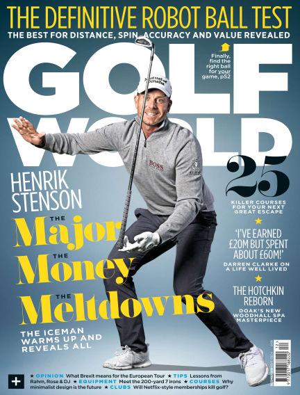 Golf World November 07, 2019 00:00