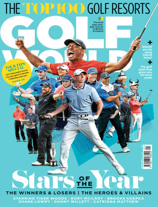 Golf World Jan 2020