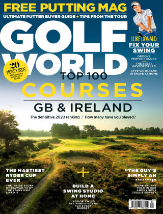 Golf World May 2020