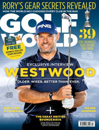 Golf World July Open 2020