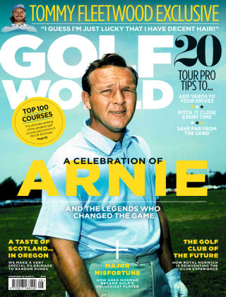 Golf World August 2020