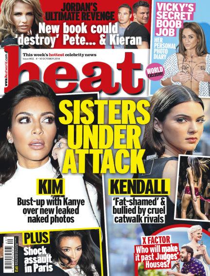 Heat September 30, 2014 00:00