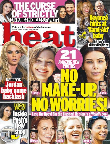 Heat September 23, 2014 00:00