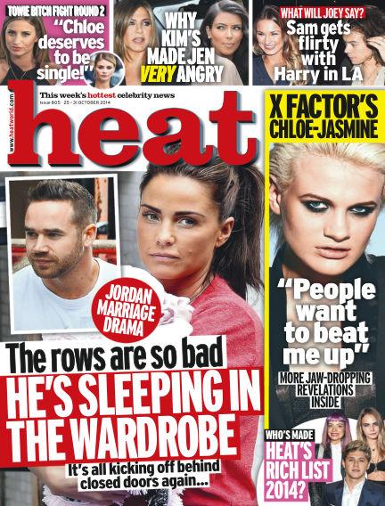 Heat October 21, 2014 00:00