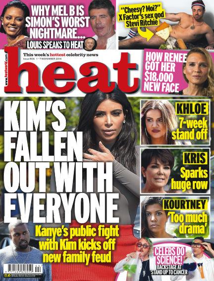 Heat October 28, 2014 00:00