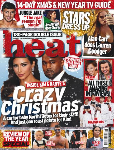 Heat December 19, 2014 00:00